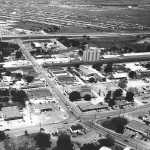 Richardson, Main Street, circa 1950