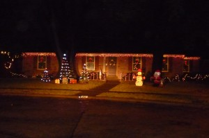 December 2014 Yard of the Month